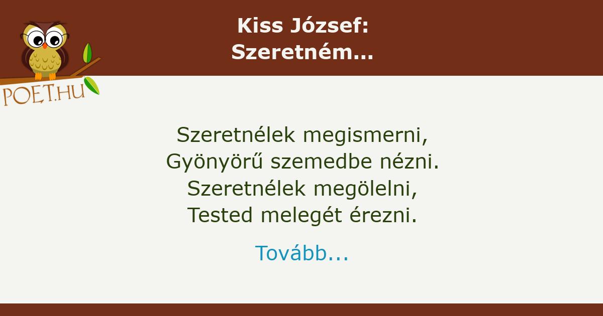 szeretném megismerni,)